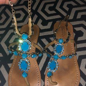 Mystique Boutique Shoes - Mystique handmade sandals